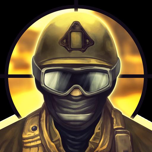 Masked Shooters 2 動作 App LOGO-APP試玩