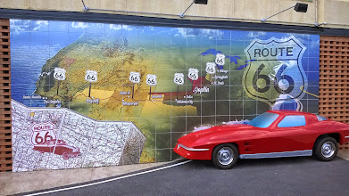 """Photo: August 7-I did my best to follow the cities in the song.  Having started in """"St. Louie"""", this afternoon, I poked around """"Joplin, Missouri""""."""