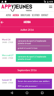 Appyjeunes- screenshot thumbnail