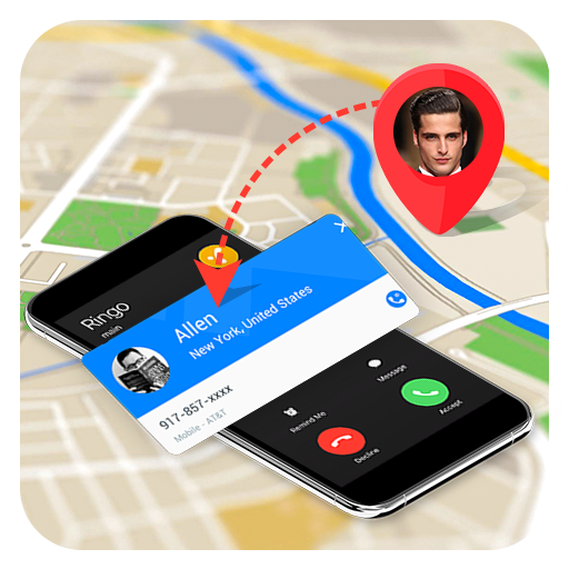 Caller Name, True Caller ID & Location Tracker