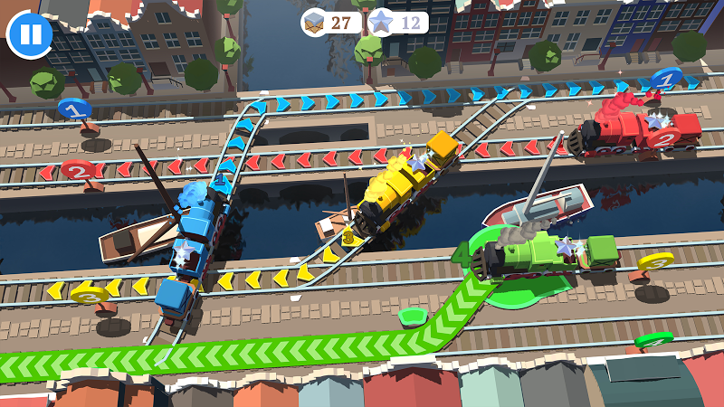 Train Conductor World v1.10.4 (Unlocked)