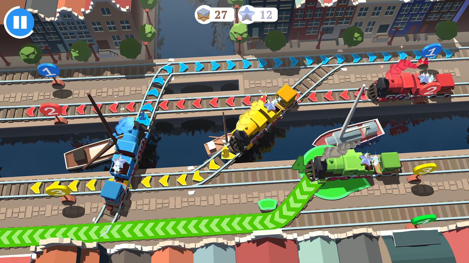 Train Conductor World– captură de ecran