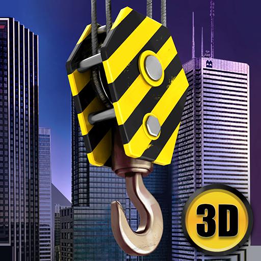 Skyscraper Construction Sim 3D