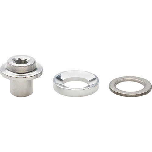 Campagnolo SR/R/CH Brake Pad Fixing Nut and Washers