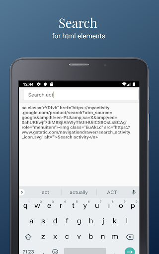 HTML/CSS Website Inspector screenshot 15