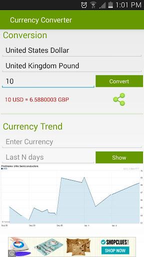 货币转换器实时的世界