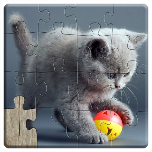 Cats Jigsaw Puzzles Games - For Kids & Adults 😺 file APK for Gaming PC/PS3/PS4 Smart TV