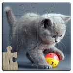 Cats Jigsaw Puzzles Games - For Kids & Adults ? Icon