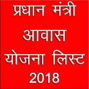 Pradhan Mantri Awas Yojana List 2018-19 (PMAY)