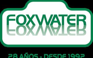 logo foxwater 2020 espanhol