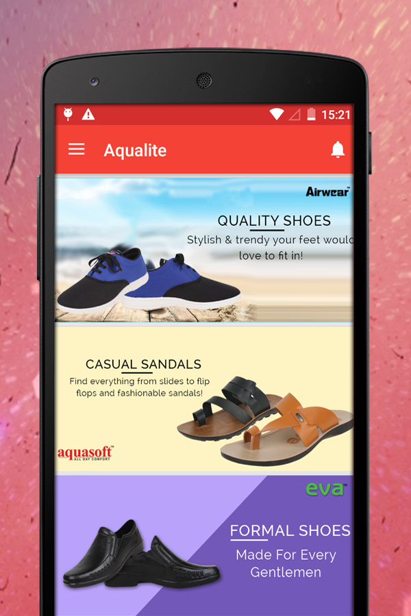 Aqualite- screenshot