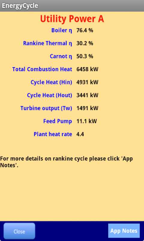 EnergyCycles- screenshot