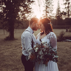 Wedding photographer Darina Kubikova (dkub). Photo of 24.01.2019