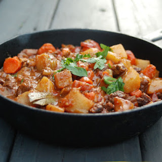Caribbean Goat Stew Recipe