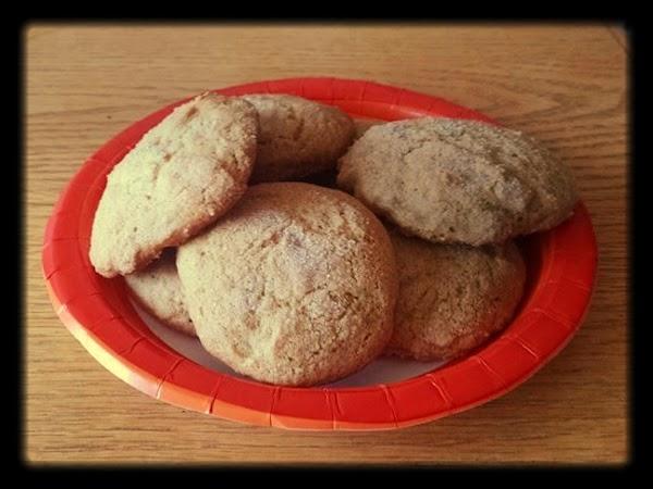 Easy Pumpkin Spice Cookies Recipe