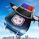 Flying police car transform shooting games 2020 - Androidアプリ
