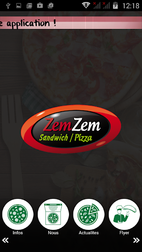 Zem Pizza