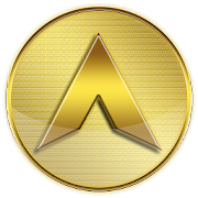 App Arc Launcher Gold and Black Theme + Icon Pack APK for Kindle