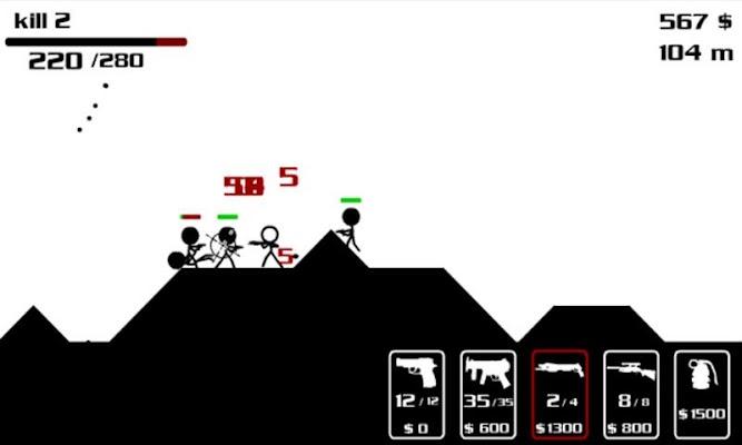 Stick Army - screenshot