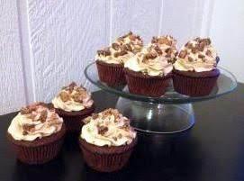 Chocolate Peanut Butter Cupcakes Recipe