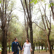 Wedding photographer Alesya Butakova (Chircasova). Photo of 16.10.2015