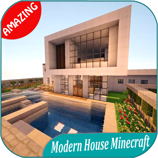 300 modern house minecraft ideas screenshot