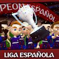 La Liga Soccer (Spain Soccer)