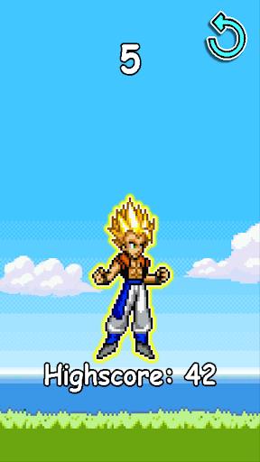 Saiyajin Power 1.1.111 gameplay | by HackJr.Pw 5