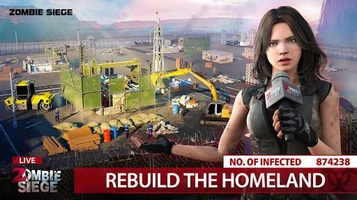 zombie siege: last civilization screenshot 3