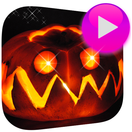 Halloween Video Maker 遊戲 App LOGO-硬是要APP