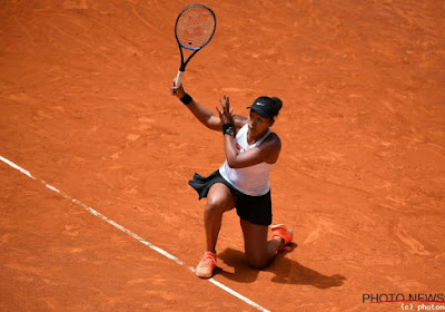WTA Rome: Naomi Osaka contrainte de déclarer forfait