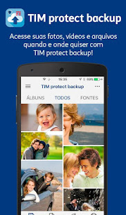 App TIM protect backup APK for Windows Phone