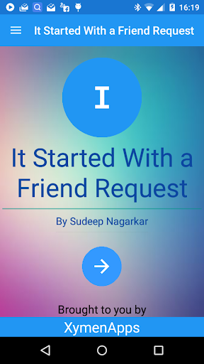 It Started With Friend Request