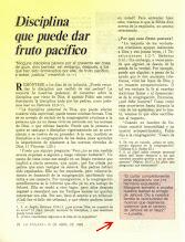 """Photo: """"La Atalaya"""" del 15 de abril de 1988, página 26"""