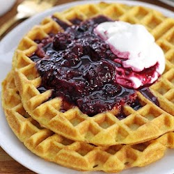 Amazing Waffles Recipes