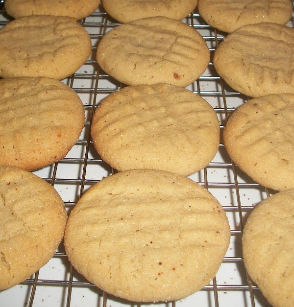 Peanut Butter And Honey Cookies Recipe