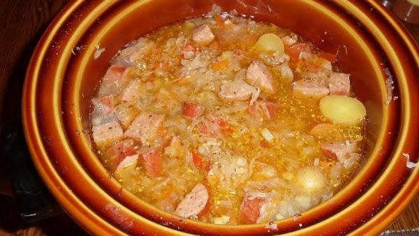 German Potato Soup Recipe