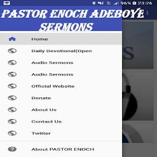 PASTOR ENOCH ADEBOYE - Apps on Google Play