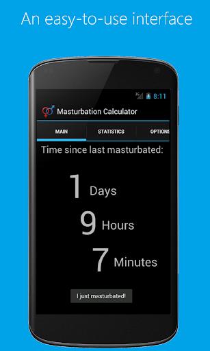 Masturbation Calculator