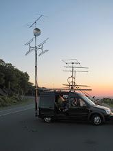 Photo: K8GP / Rover - FM08US (looking SW) - ARRL June VHF 2014