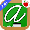 ABCs Kids Tracing Cursive ZBC icon