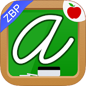 ABC Kids Cursive Writing ZBC🍎