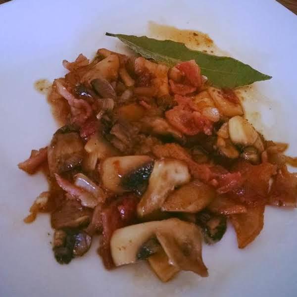 Bacon And Mushroom Adobo Recipe