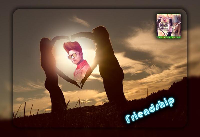 Скриншот Friendship Photo Effect