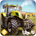 Milford Organic Tractor Farming 2 Simulator 2018 1.0.1