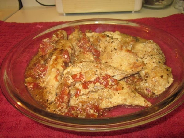 Easy Creamy Chicken Tenders With Rich Sauce Recipe