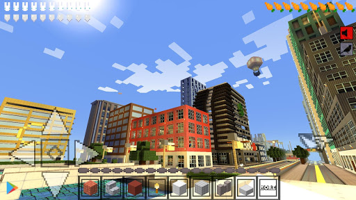 Télécharger Master Building : Craft Exploration 2020 APK MOD (Astuce) screenshots 4