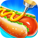 Street Food Stand Cooking Game icon