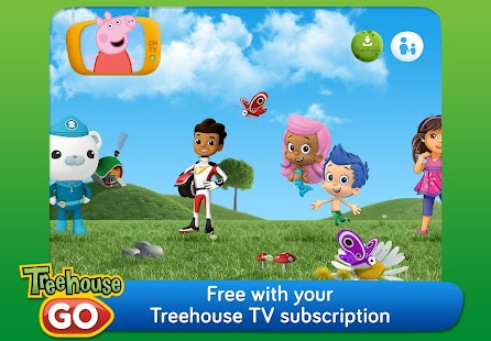TreehouseGO- screenshot thumbnail