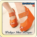 Wedges Shoe Designs icon